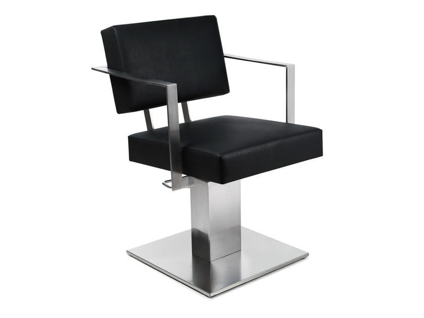 Hairdresser chair TIME LESS - Gamma & Bross