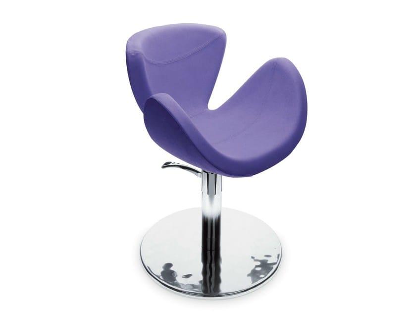 Hairdresser chair RIKKA - Gamma & Bross