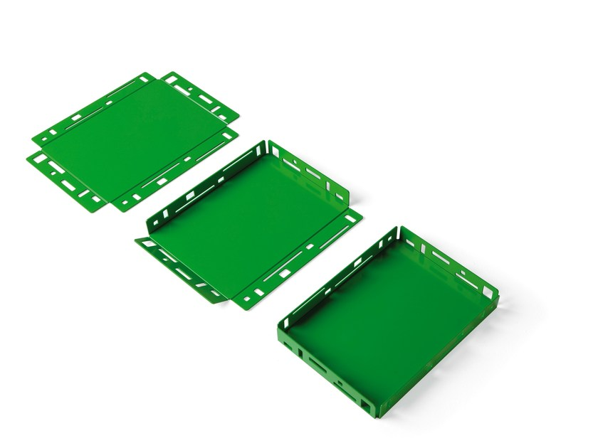 Metal tray VELINA - YDF