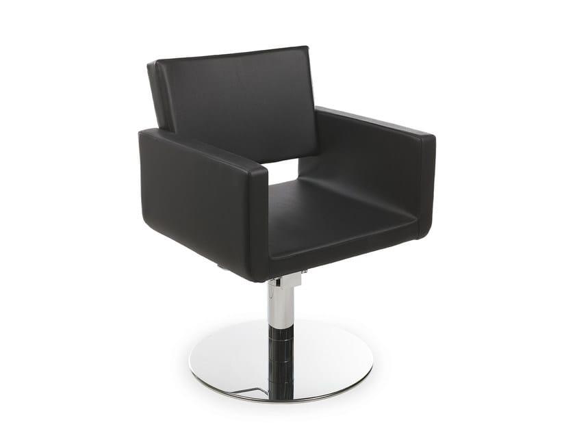 hairdresser chair ushape by gamma bross. Black Bedroom Furniture Sets. Home Design Ideas