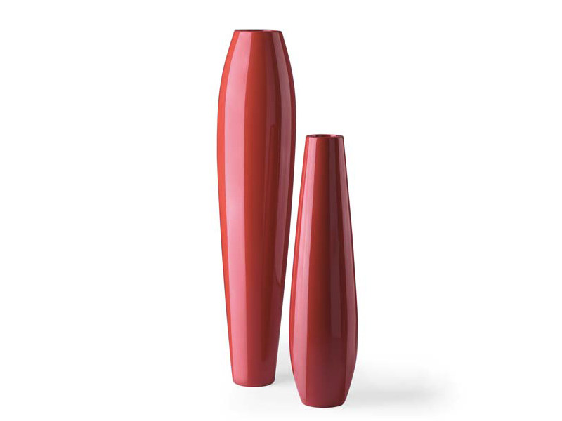 Polyethylene vase NICOLE - PLUST Collection by euro3plast