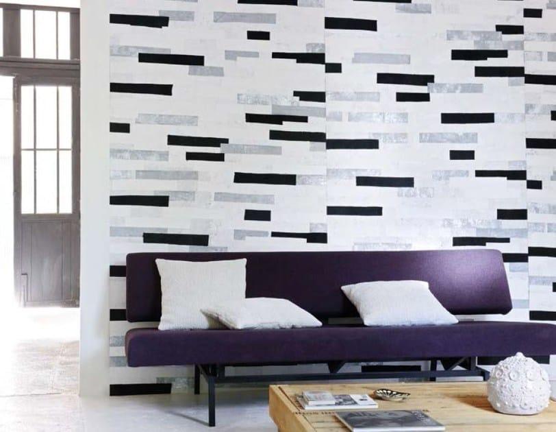 Non-woven paper wall tiles MARIKINA - Élitis