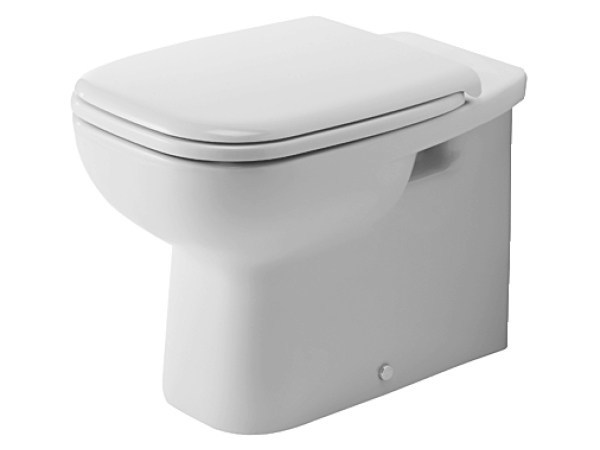 Inodoro de cerámica D-CODE | Inodoro - DURAVIT