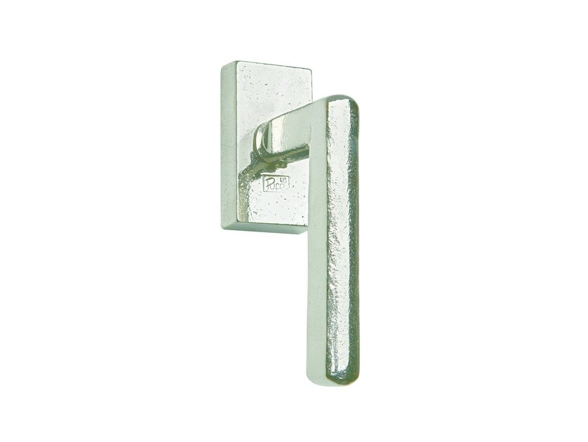 Contemporary style metal window handle PH 1920 DKQ | Window handle - Dauby