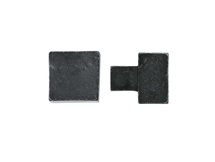 Iron Furniture knob PQ 45 | Iron Furniture knob - Dauby