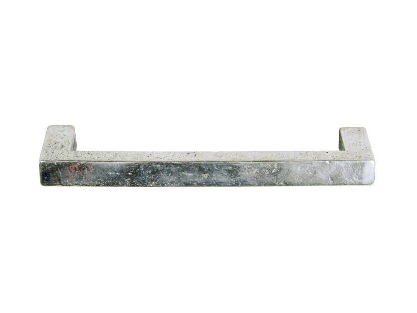 Metal Furniture Handle PMQ 128   Furniture Handle by Dauby