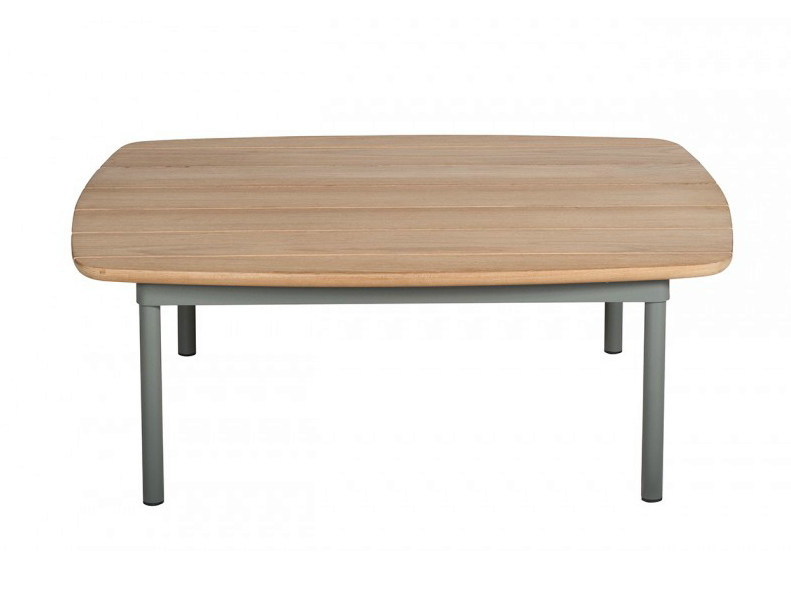 Low teak garden side table CHELSEA | Coffee table - Tectona