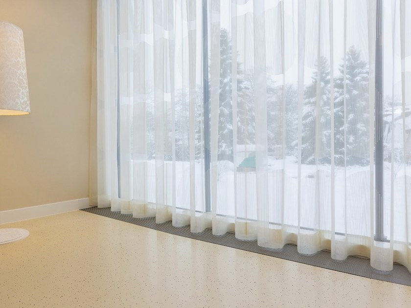 Ventilconvettore a pavimento carisma floor ccp ecm sabiana for Ccp flooring