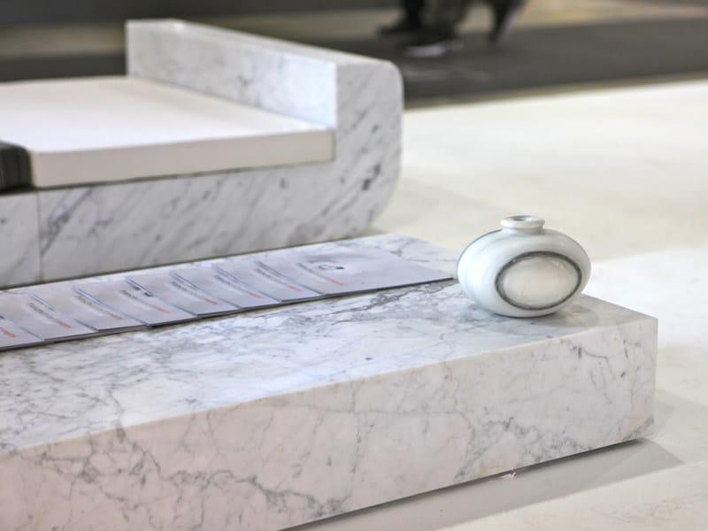 Marble vase TJANDI | Marble vase - FRANCHI UMBERTO MARMI