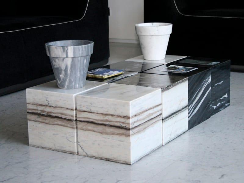 Marble vase MAC - FRANCHI UMBERTO MARMI