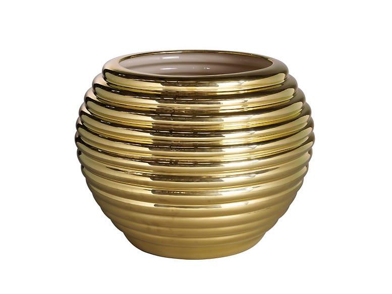 Ceramic vase AFRICA | Ceramic vase - MARIONI