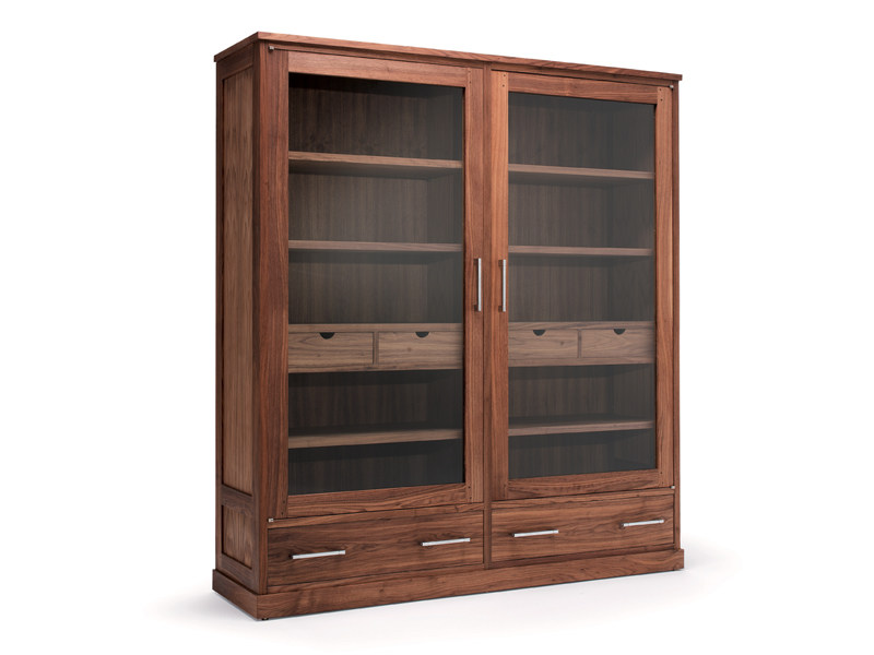 Wooden display cabinet COLONIA 2007 - Riva 1920