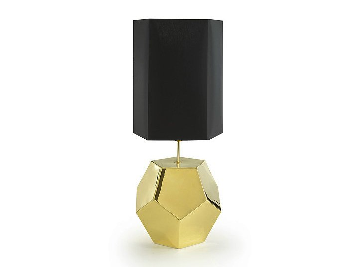 Ceramic table lamp PENTA | Table lamp - MARIONI
