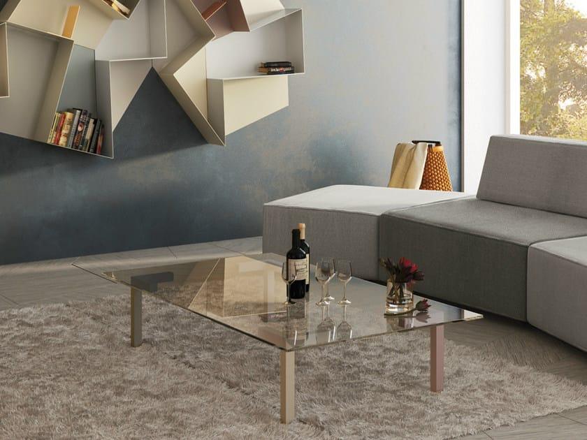 axys tavolino by lago design filippo protasoni