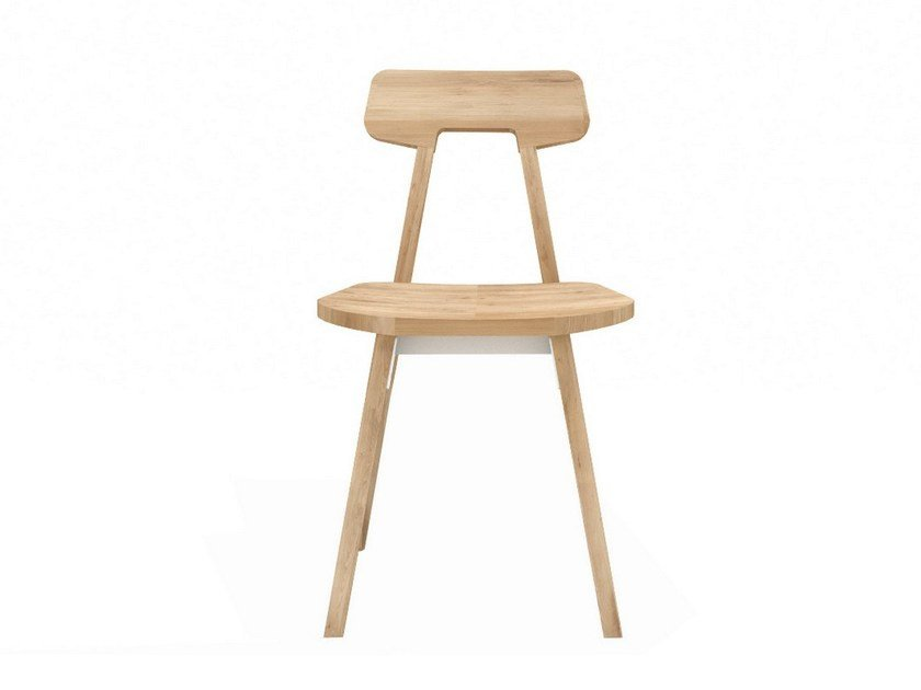 Oak chair GUD | Chair by Universo Positivo