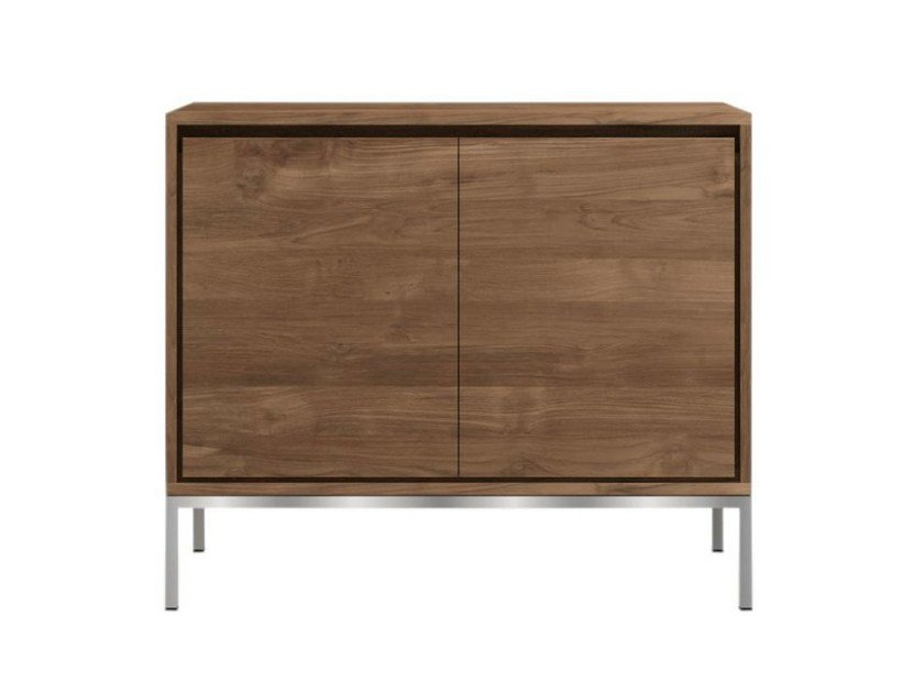 Teak sideboard with doors TEAK ESSENTIAL | Sideboard - Ethnicraft
