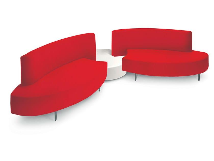 4 seater sofa SUNDIAL | 4 seater sofa - Gamma & Bross