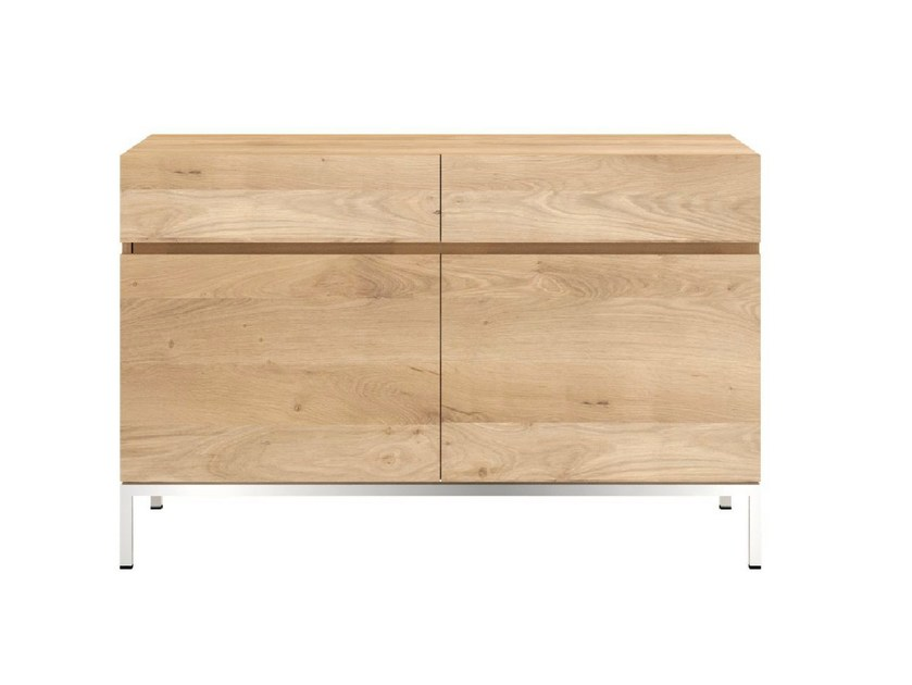 Oak sideboard with drawers OAK LIGNA | Sideboard - Ethnicraft
