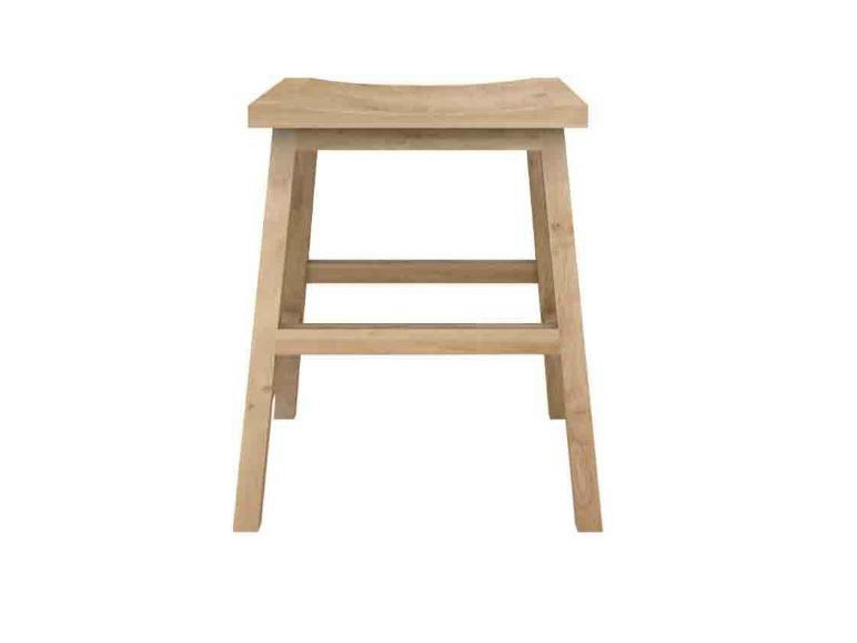 Oak stool N5 | Stool - Ethnicraft