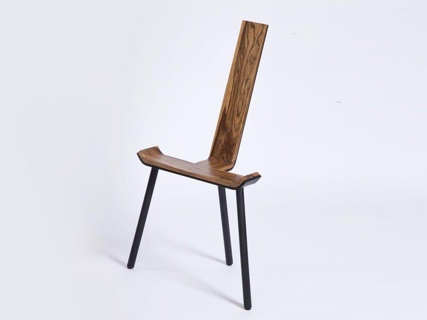 Solid wood chair NOSS - Kann Design