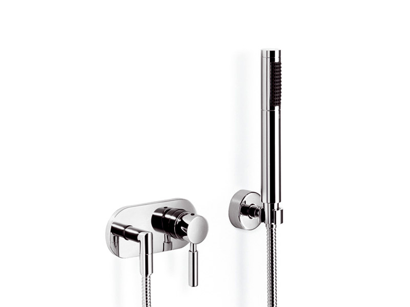Single handle shower mixer with hand shower META.02 | Single handle shower mixer by Dornbracht