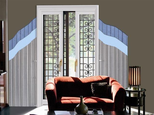 Controtelaio per finestre alzanti scorrevoli magico linea for Occhio magico per porte