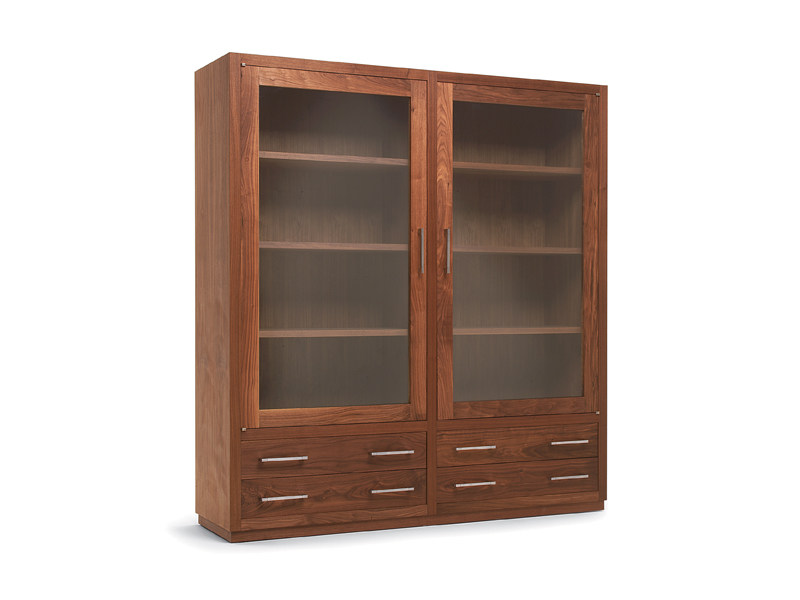 Wooden display cabinet PANAMA - Riva 1920