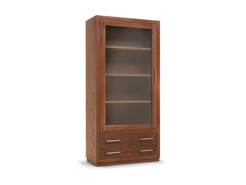 Wooden display cabinet PANAMA SMALL - Riva 1920