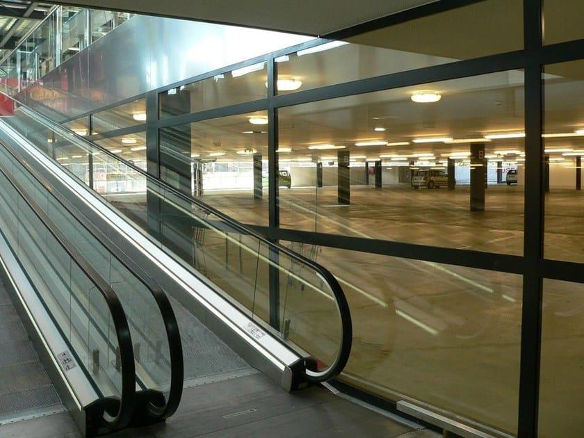 Security glass Pilkington Pyrostop® by PILKINGTON ITALIA
