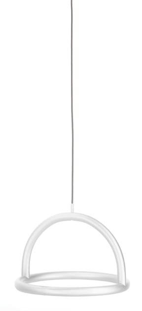 Aluminium pendant lamp TAURUS - VERTIGO BIRD