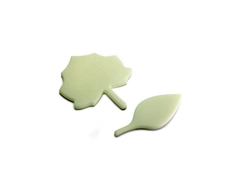Decoration MOON-LEAVES - PLUST Collection by euro3plast