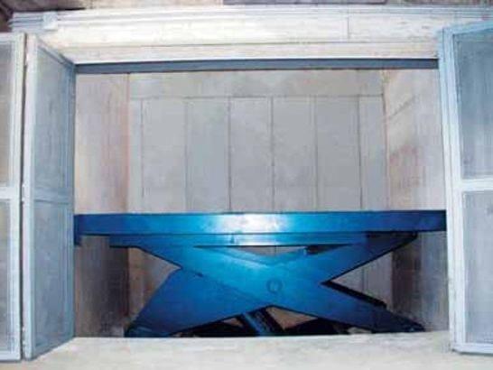 Dock leveller Dock leveller - Armo
