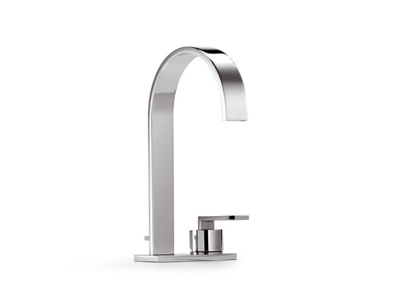 2 hole single handle washbasin mixer MEM | Single handle washbasin mixer - Dornbracht