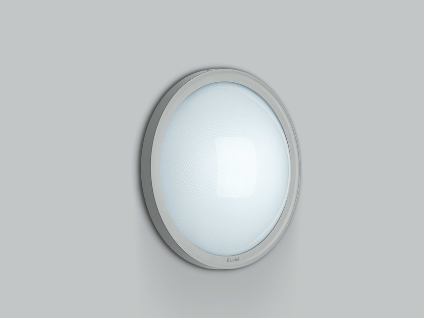 Wall-mounted Fluorescent foot- and walkover light IFACE by iGuzzini Illuminazione design Luigi ...