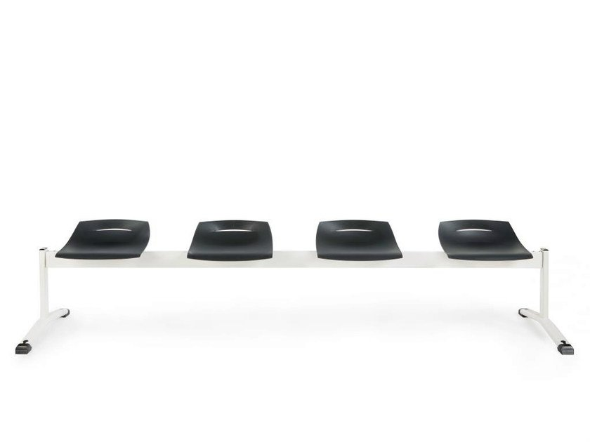 Polypropylene beam seating BEN - Mara