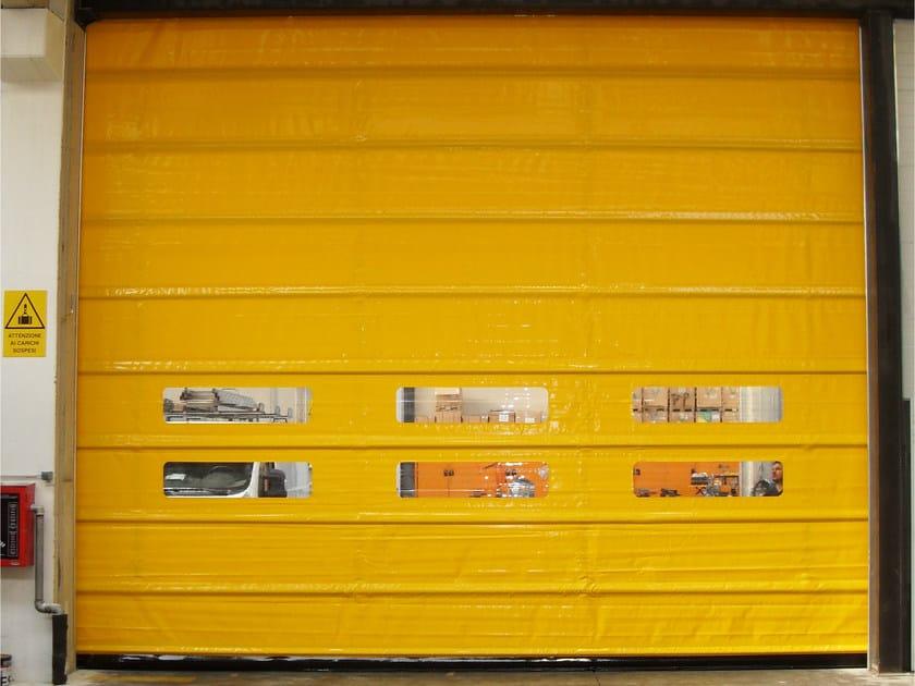 Flexible industrial door High speed pack doors - Armo
