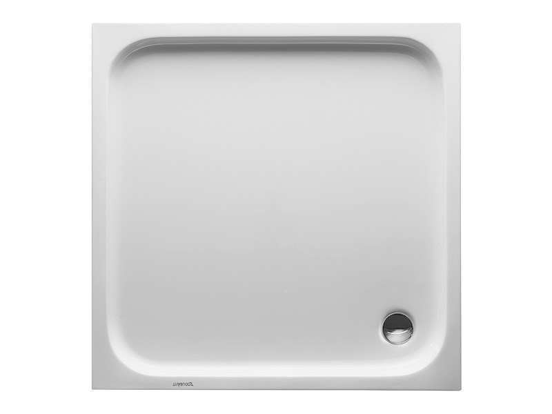 Acrylic shower tray D-CODE | 90 x 90 by Duravit