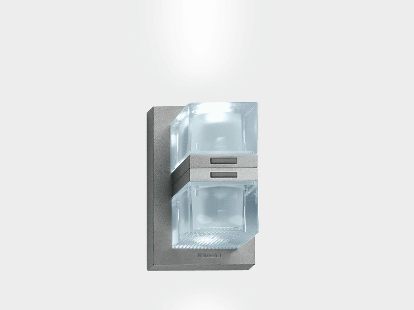 LED aluminium wall lamp GLIM CUBE | Wall lamp - iGuzzini Illuminazione