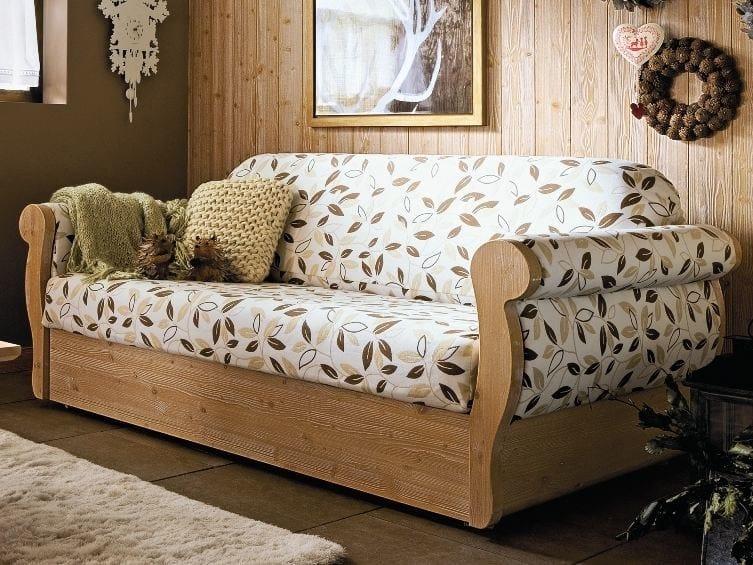 Divano letto a 3 posti every day divano letto callesella arredamenti - Divano letto stile country ...