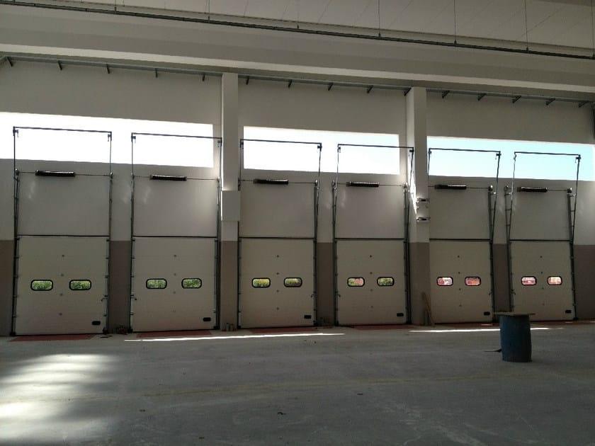 Sectional door Sectional door - Armo