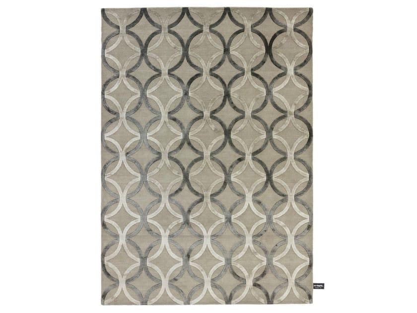 Handmade custom rug MESH by cc-tapis ®