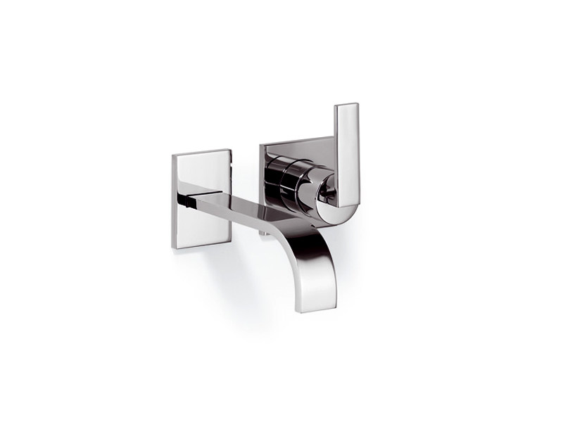 2 hole wall-mounted washbasin mixer MEM | 2 hole washbasin mixer - Dornbracht