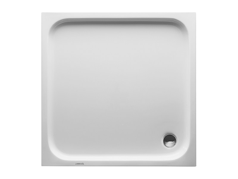 Acrylic shower tray D-CODE | 100 x 100 - DURAVIT