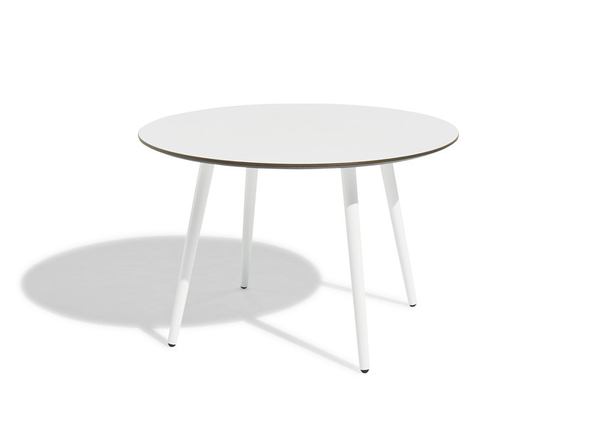 Low round garden side table VINT | Coffee table by Bivaq