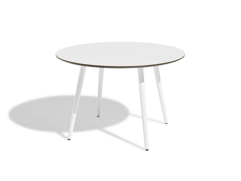 Low round garden side table VINT | Coffee table - Bivaq