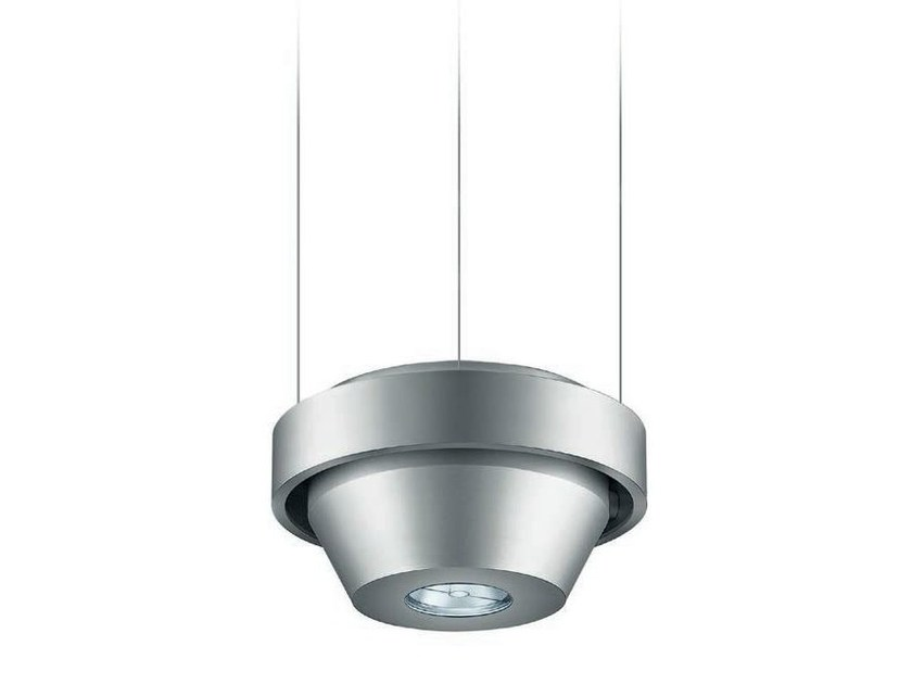 Aluminium pendant lamp GREENWICH - iGuzzini Illuminazione