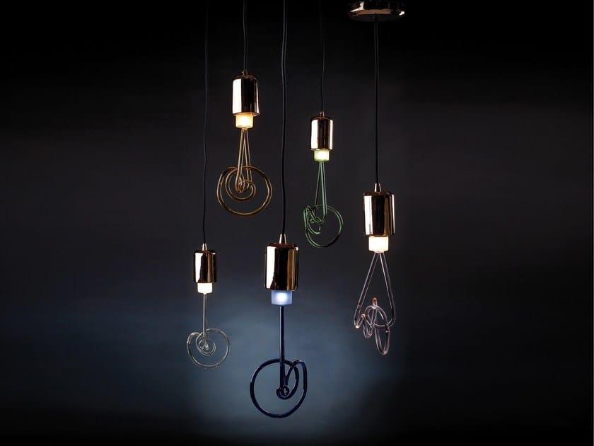 LED light bulb TWIST LAMP - Seletti