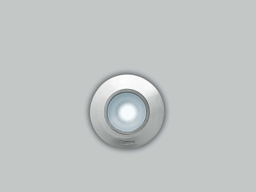 Wall-mounted Glass and Stainless Steel Built-in lighting LEDPLUS | Wall-mounted Built-in lighting - iGuzzini Illuminazione