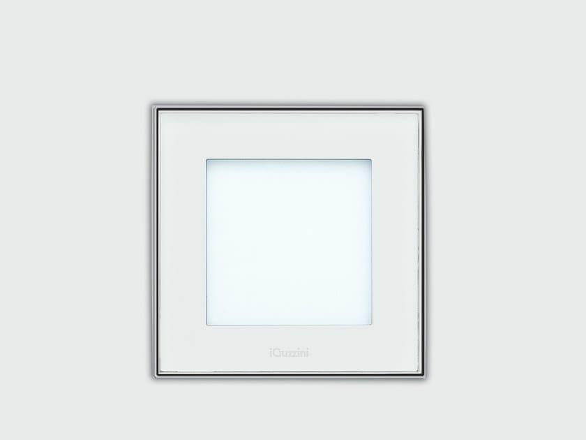 Wall-mounted glass Built-in lighting LEDPLUS | Built-in lighting - iGuzzini Illuminazione