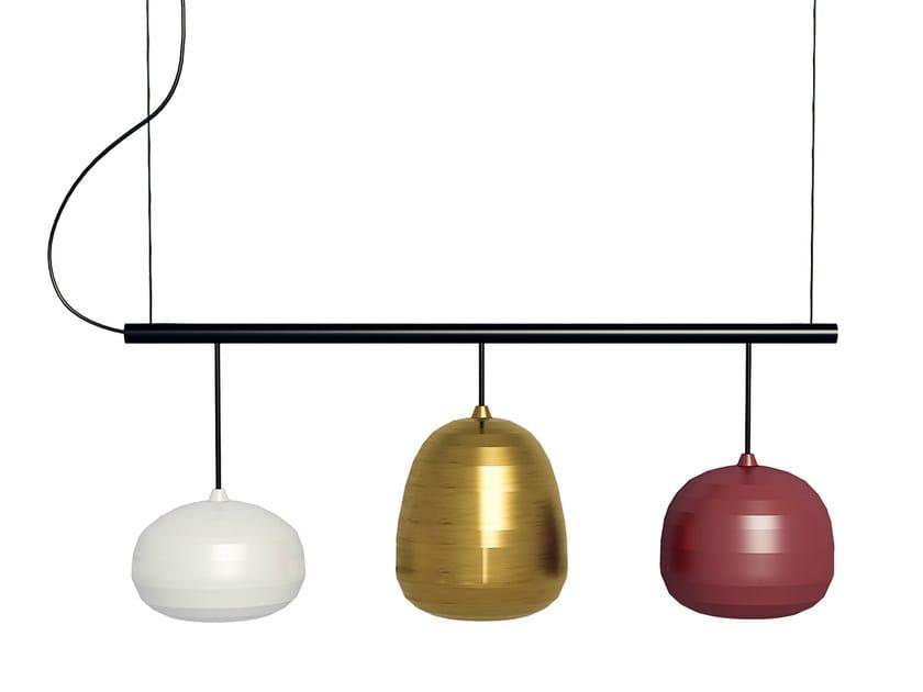 Metal pendant lamp POMI | Pendant lamp - ZERO